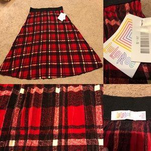 LuLaRoe Jill skirt size Small